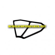 F10-18 Blade Protector Parts 1*PCS for Contixo F10 Drone Quadcopter