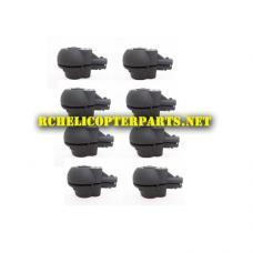 F10-37 Motor Holder 8PCS Parts for Contixo F10 Stunt Drone Quadcopter