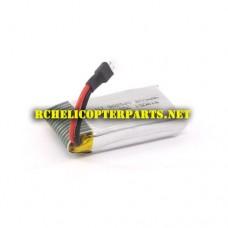 Hak906-06-650mAh Lipo Battery Parts for Haktoys HAK906 Drone Quadcopter