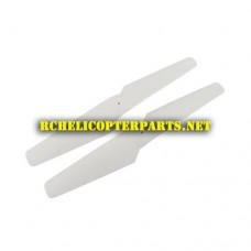5608-06 Main Prop B 2PCS Parts for JSF TY5608 Titan 4 Quadcopter Drone