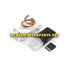 5609-18 2MP HD Camera Parts for JSF TY5609 Phoenix 4 Quadcopter Drone