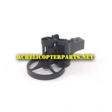 6098-17 Motor Holder Parts for Riviera RIVRIV-W609-8 RC Pathfinder Hexacopter Drone