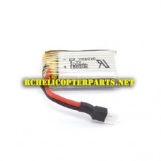 MQ6-10 Battery 300mAh Part for Top Race TR-MQ6 Quadcopter Drone Hexacopter