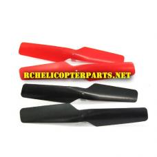 VCR-001 Main Propeller 4PCS Parts for Propel Cloud Rider Remote Control Drone