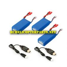 OV-X71-39 Battery 3PCS and USB 2PCS Parts for OverMax X-Bee Drone 7.1 Quadcopter Dron